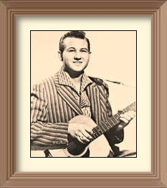 Sonny Curtis: Early Publicity Photo