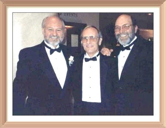 The Crickets: Jerry Allison, Joe B Mauldin, Sonny Curtis 2012