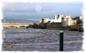 Limerick On The River Shannon