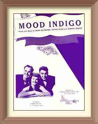 Norman Petty Trio - first hit Mood Indigo