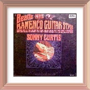 Sonny Curtis LP Beatles Flamenco Style