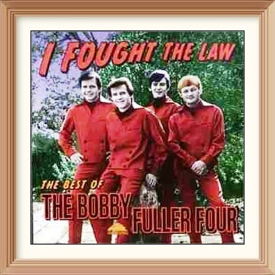 Bobby Fuller 4 I Fought The Law LP
