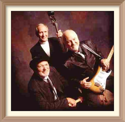 The Crickets: Jerry Allison, Joe B Mauldin, Sonny Curtis 2002