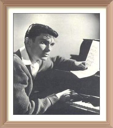 Gene Pitney - Songwriter - At The Brill Building, New York, 1960