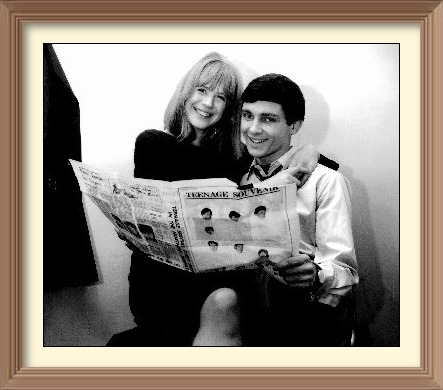Gene Pitney and Marianne Faithfull